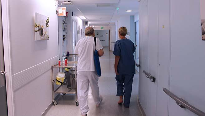 L'arrivée debout au bloc opératoire du CHPO : Un projet au service des patients