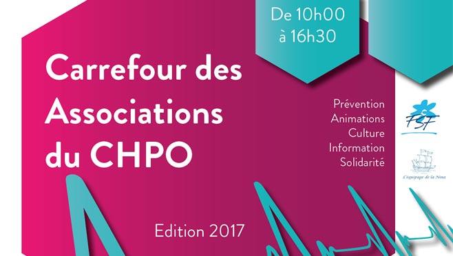 Deuxième forum des associations du CHPO