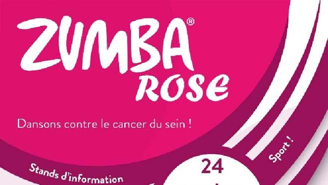 Zumba Rose : le CHPO a dansé contre le cancer du sein !