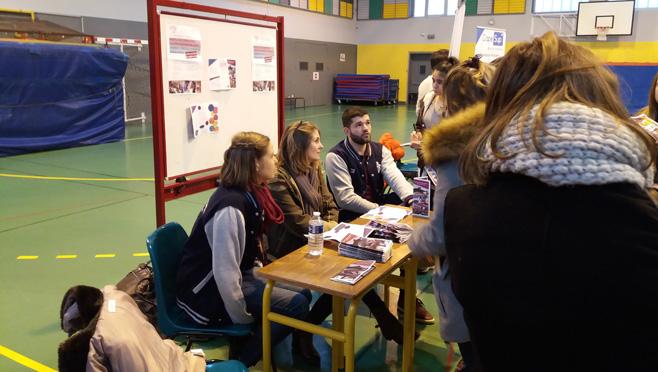 L'IFPS rencontre des lycéens