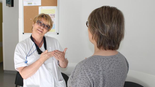 Accessibilité des soins aux sourds : le CHPO signe !