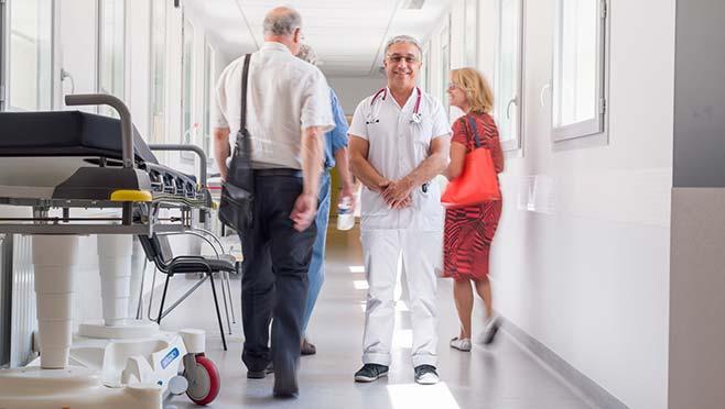 La qualité des soins du CHPO récompensée