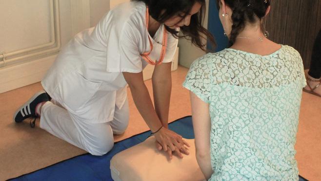 [01/03/18] L'IFPS sensibilise aux gestes d'urgences