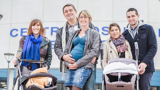 4 500 likes : la Maternité en force sur Facebook