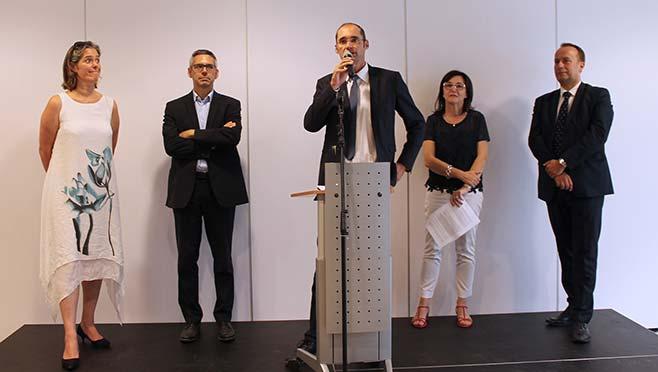 Départ de Serge Malacchina : «Un bilan sous le signe de l'ouverture et du GHT»