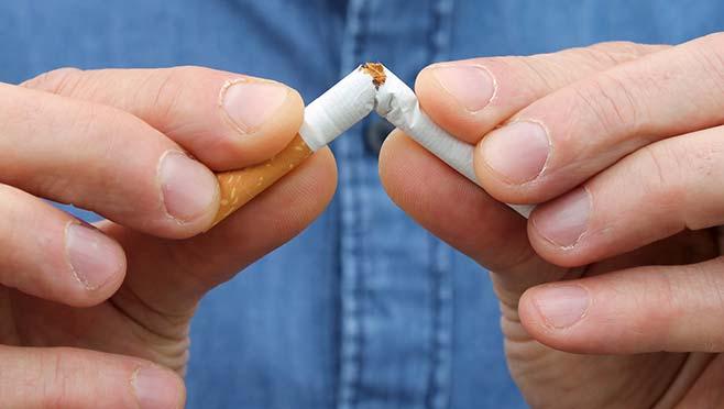Le CHPO, un hôpital sans tabac