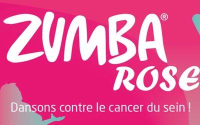 [11/10/18] Zumba rose, dansons contre le cancer du sein !
