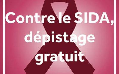 [30/11/18] Contre le SIDA, le CHPO s'engage !