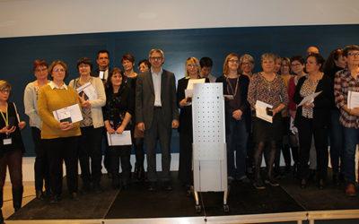 CHPO : Honneur aux médaillés du travail 2018