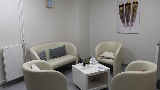 Un nouveau salon d'accueil des familles en réanimation