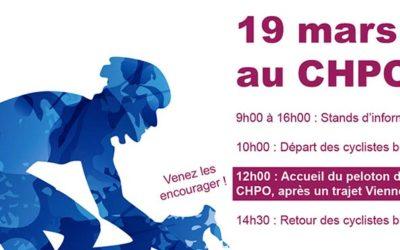 [19/03/19] Le Nord-Isère roule contre le cancer colorectal !