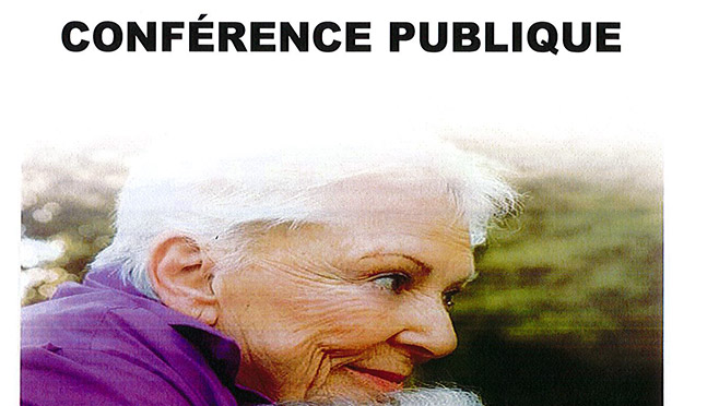 [04/04/19] La maladie d'Alzheimer et son impact sur les proches, une conférence du CHIM