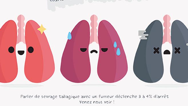 [04/06/19] Journée mondiale sans tabac : venez parler de votre projet d'arrêt !