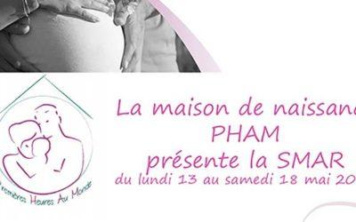 [13/05/19] La maison de naissance PHAM célèbre la semaine mondiale de l'accouchement respecté