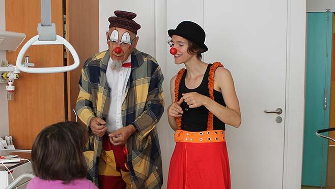 Faites connaissance avec Soleil de Clown