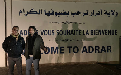 Des anesthésistes du CHPO en mission humanitaire en Algérie
