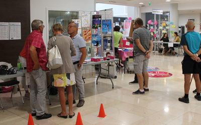 [24/09/19] Carrefour des associations du CHPO : le bénévolat à l'honneur