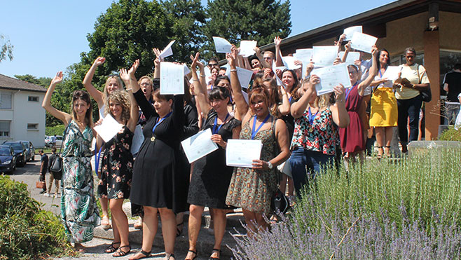 Félicitations aux diplômés 2019 de l'IFAS!