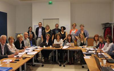 La réunion régionale de l'association française des directeurs des soins au CHPO !