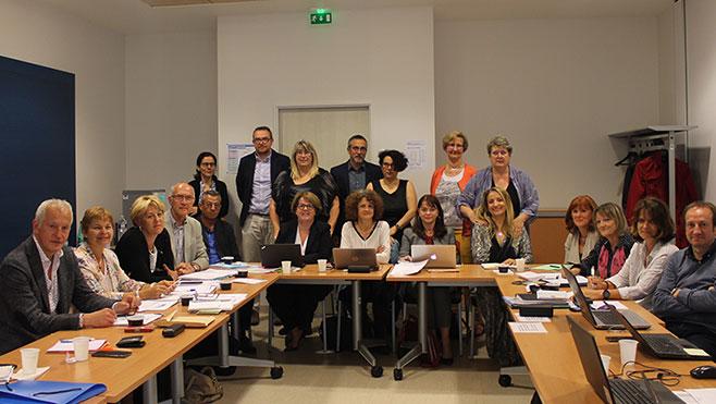 La réunion régionale de l'association française des directeurs des soins au CHPO