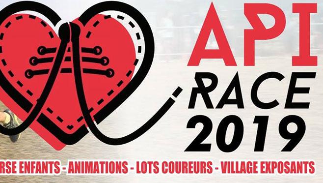 [15/09/19] Le GHND soutient Api'Race, la course des métiers de la santé !