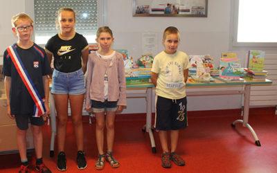 Une collecte des enfants pour les enfants hospitalisés !
