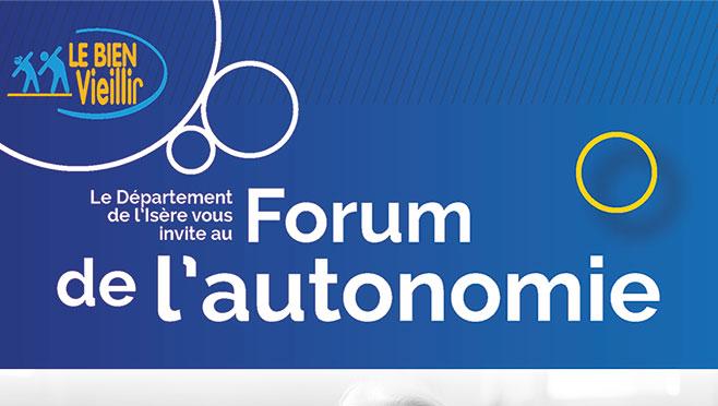 [28/09/19] Deux établissements du GHND participent au forum de l'autonomie !