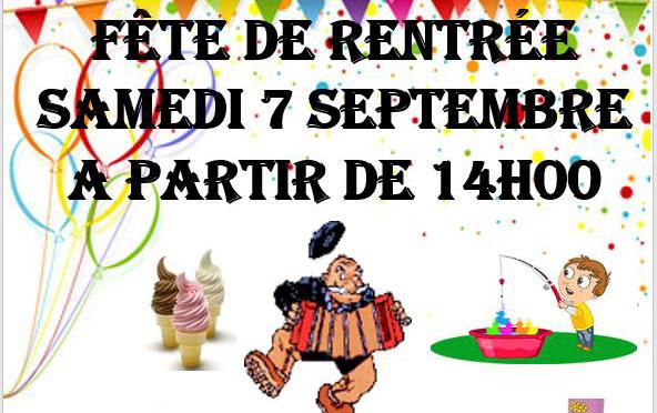 [07/09/19] Fête de rentrée (« kermesse ») de l'EHPAD Jean Moulin