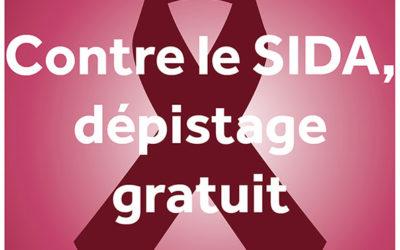 [02/12/2019] Journée mondiale de lutte contre le SIDA : Dépistage gratuit au CHPO