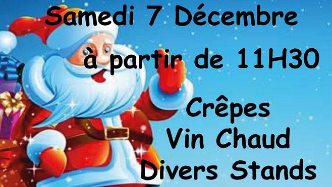 [07/12/2019] L'EHPAD Delphine Neyret organise son marché de Noël